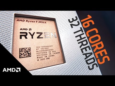 Ryzen 9 3950x Desktop Processor Amd