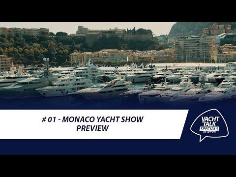 MYS01 Monaco Yacht Show preview
