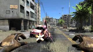 Serious Sam 3: BFE - walka wręcz