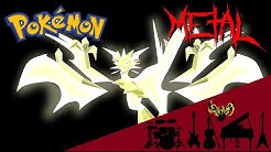 Pokémon Ultra Sun & Ultra Moon - Battle! Ultra Necrozma 【Intense Symphonic Metal Cover】