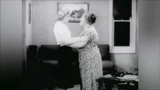 """Sex Madness"" (1938) Falling Window Blooper"
