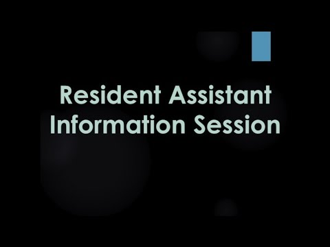 resident assistant application essays Ra application page 1 please explain why you are applying to be a resident assistant what is your view of the ra position why do you think the ra position.