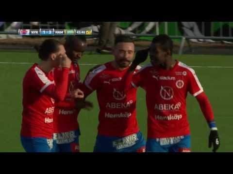 Hammarby nära att tappa tremålsledning mot division 1-lag i cupen - TV4 Sport