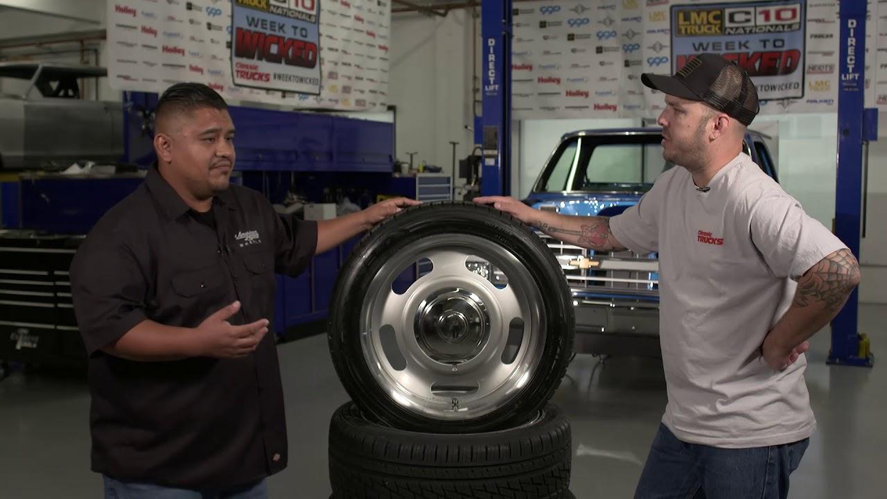 American Legend Wheels On The W2w Squarebody C10 Youtube