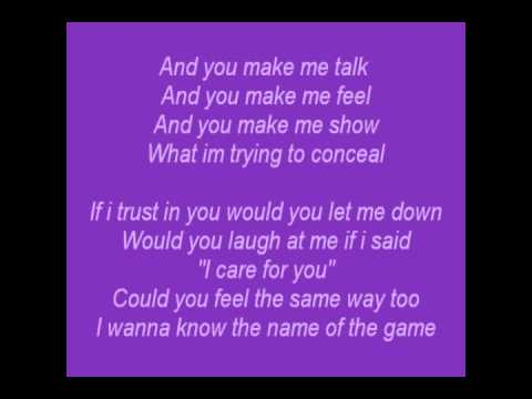 Name of the Game - ABBA + Lyrics