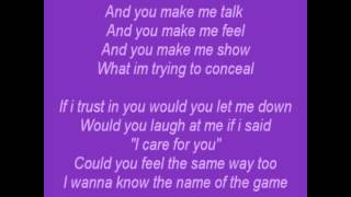 Name of the Game - ABBA + Lyrics