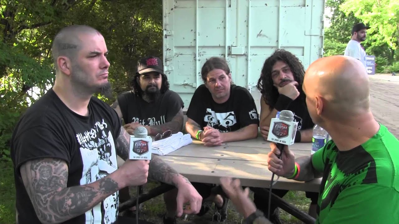 Rockman S Interview With Phil Anselmo And The Illegals