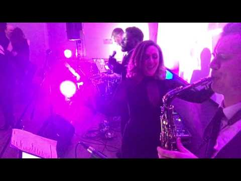 Live Snippet - Sabrina Altan - Sax by Fleur East