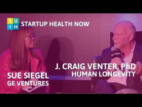 The Power to Extend Life - Craig Venter, PhD & Sue Siegel: NOW! #72