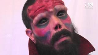 El Red Skull venezolano en Venezuela Expo Tattoo 2015
