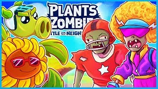 Plants vs. Zombies moments that will make your neighbors jealous of your beautiful garden...