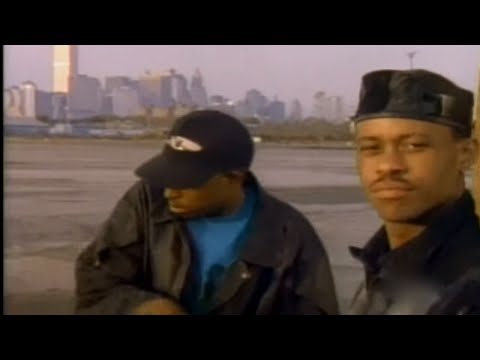 Клип Gang Starr - Positivity