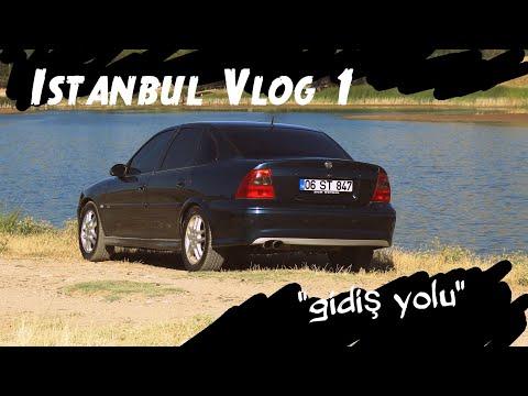 İstanbul Vlog 1 - Ankara İstanbul Gidiş