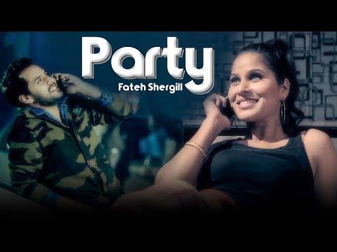 party-|-fateh-shergill-|-new-punjabi-song-2019-|-japas-music