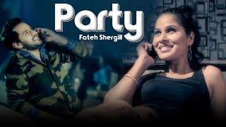 Party Fateh Shergill New Punjabi Song 2019 Japas Music