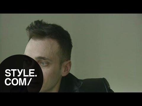Tim Blanks interviews Dior Homme-era Hedi Slimane