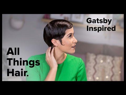 Gatsby Finger Waves Celeb Inspiration 6 Youtube