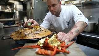 The #PoshPie: The World's Most Expensive 'Surf & Turf' Pie
