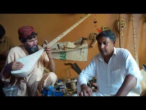 Rabab Mangi Madani Program,setar amjad ustaz and khan jan ustaz