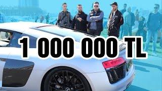 1 milyon TL'lik Lüks Spor Arabalar birleşti Ferrari/BMW/Porche/Lamborghini (kaza yaptık yine)