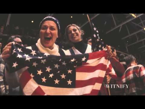 USA vs USSR: Memories from The Miracle On Ice Game