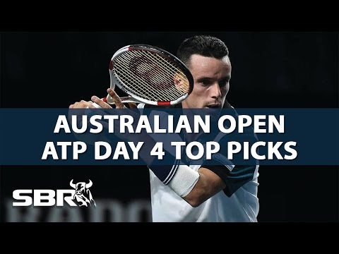 2017 Australian Open | Picks of the Day - ATP Men's Singles | Day 4