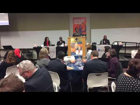 Chancellor''s MLK Scholarship Luncheon 2018 -- Recorded Facebook live stream