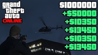 HOW TO MAKE $1 MILLION IN GTA 5 ONLINE WITH OUT CHEATING