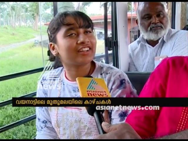 Heavy rush of tourists in Wayanad Mudumalai after Kerala flood 2018