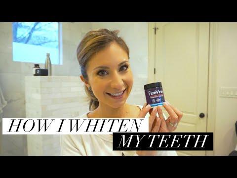How I Whiten My Teeth   Lisa J Makeup