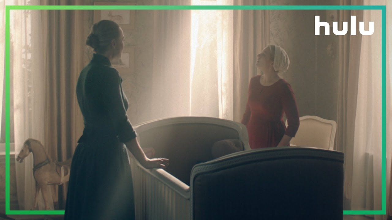 """Download The Handmaid's Tale: From Script to Screen S2 Episode 6 """"First Blood"""" • A Hulu Original"""