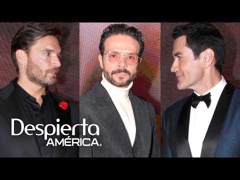 José María Torre aclara supuesta rivalidad con Julián Gil y David Zepeda