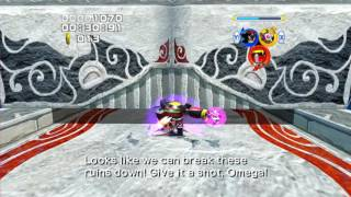 Sonic Heroes (GC) Team Dark Extra Missions A Rank