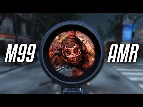 [Killing Floor 2] M99 AMR - One Shot Wonder |