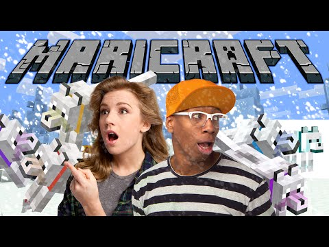 BLIZZARDS AND TWILIGHT YETIS (Maricraft)