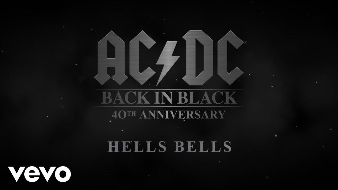 """AC/DC conta história de """"Hells Bells"""" em novo vídeo de """"Back In Black"""""""