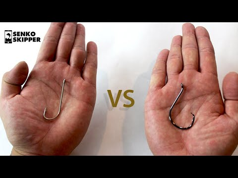 What Fishings Hooks to Use and WHEN: J hooks, Circle Hooks, Treble Hooks