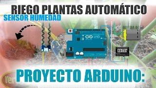 Proyecto Arduino: Sensor de humedad | ICStation.com