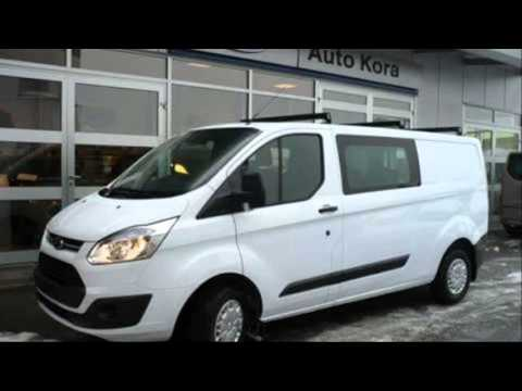 ford transit custom kombi van 310 s deluxe youtube. Black Bedroom Furniture Sets. Home Design Ideas