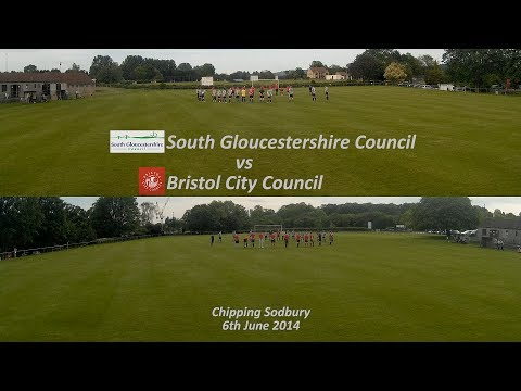 SouthGlos 3 - 2 Bristol (06-06-2014)