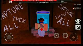 Basically FLEE THE FACILITY 🎃 (Roblox Funny Moments)