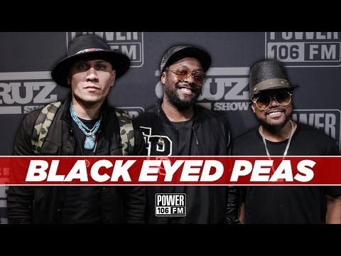 The Black Eyed Peas On Star Studded Music Video #WHEREStheLOVE