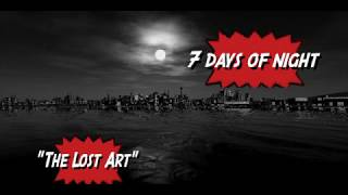 Download The Lost Art - 7 days of night