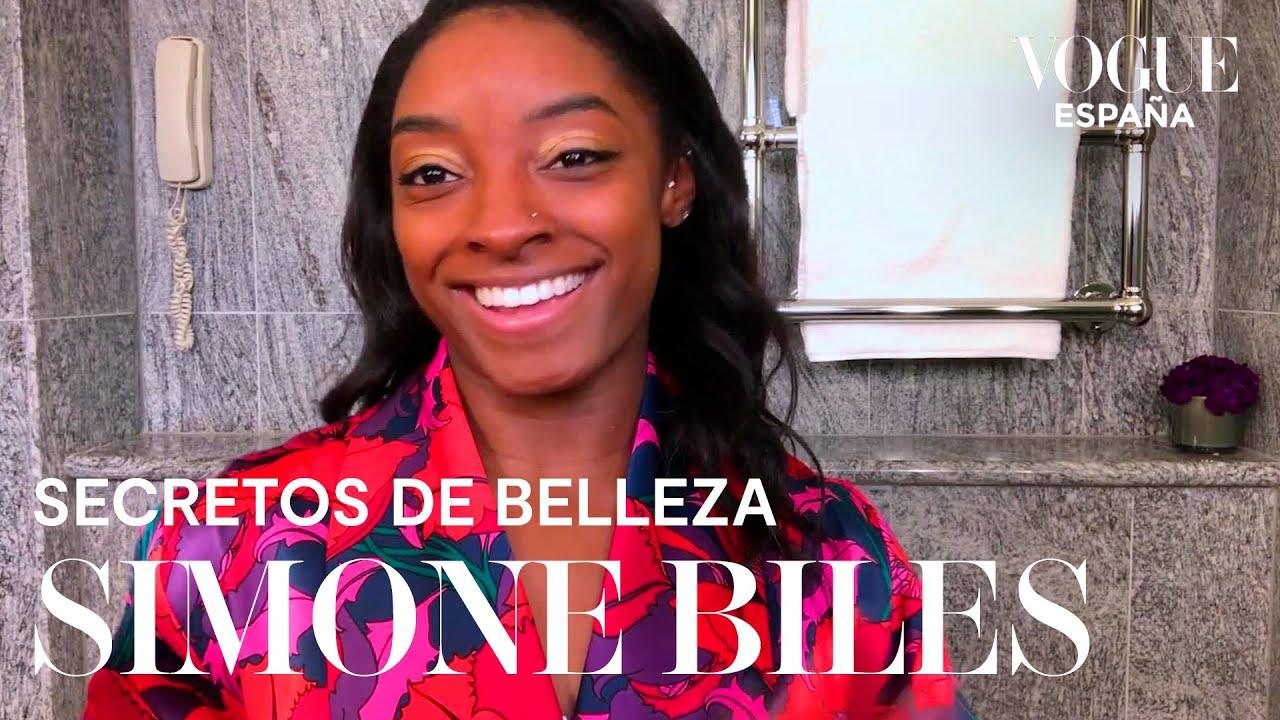 Simone Biles: una mirada digna de los Juegos Olímpicos | Secretos de Belleza | VOGUE España