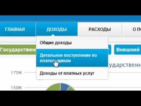 Инструкция: Онлайн-контроль бюджета КР