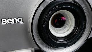 BenQ W1350 DLP Projector Review