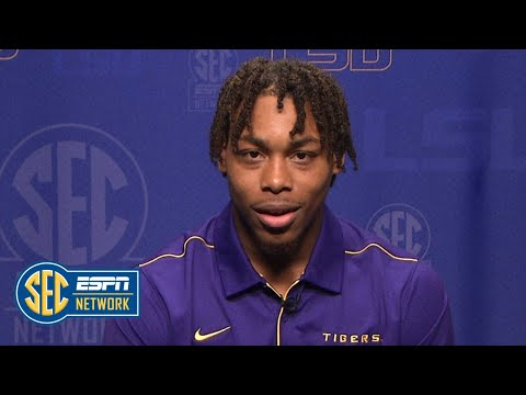 Justin Jefferson and LSU don't like Florida: 'We need revenge' | Marty & McGee
