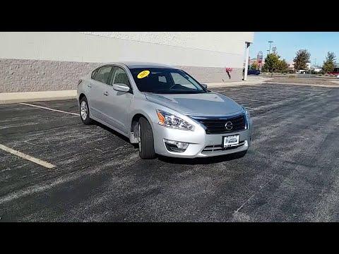 2015 Nissan Altima Niles, Skokie, Chicago, Evanston, Park Ridge, IL 26246A