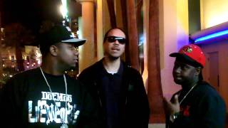 Murda Mook  T Rex OD speak on Artisan Nov & Donnie Menace
