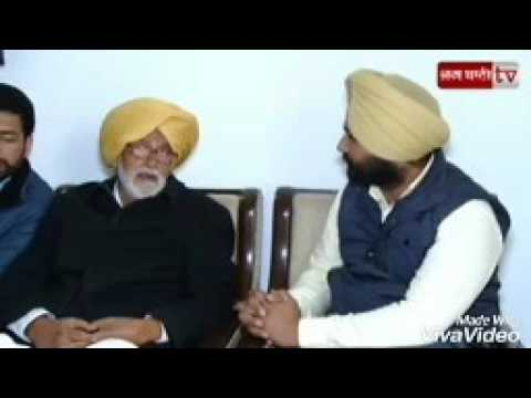 An Interview with Gurdev Singh Badal, brother of Parkash Singh Badal by Jag Bani